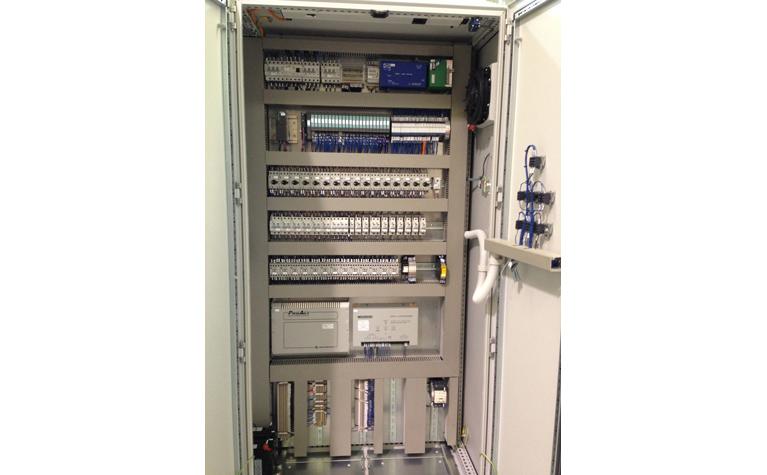 Control cabinet
