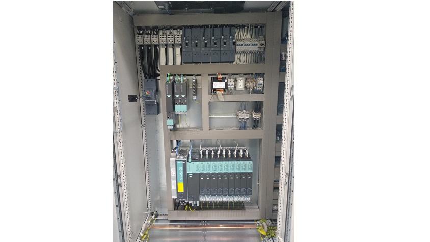 Simotion, Sistema de control de ejes